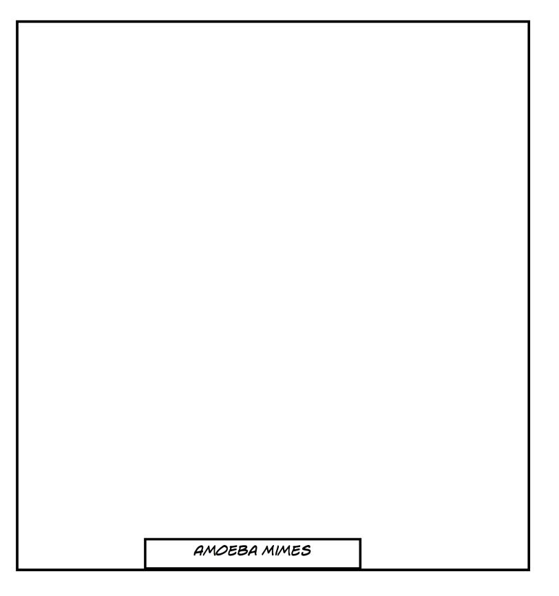 Amoeba Mime cartoon