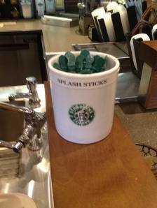 Splash Sticks