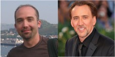 Michael Munz or Nicolas Cage? You make the call.
